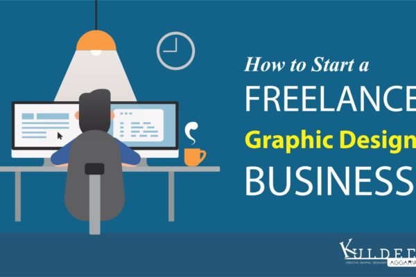 How to Start a Freelance Graphic Design Business?