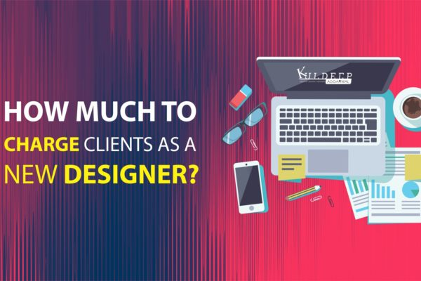 How Much to Charge Clients as A New Designer?
