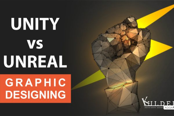 Unity Vs Unreal Graphic Designing